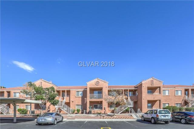 3318 N Decatur #1124, North Las Vegas, NV 89031 (MLS #2037620) :: Vestuto Realty Group
