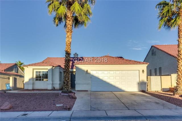 3322 Shonna, North Las Vegas, NV 89032 (MLS #2037661) :: Vestuto Realty Group