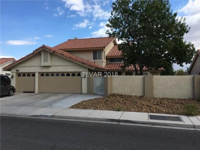 1504 Cutler, Las Vegas, NV 89117 (MLS #2037749) :: The Machat Group | Five Doors Real Estate