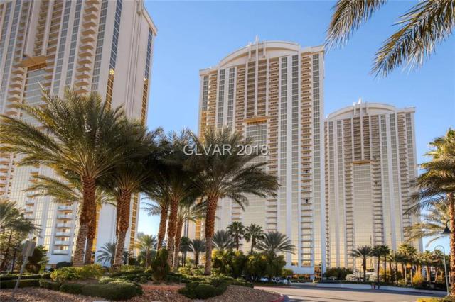 135 E Harmon #3304, Las Vegas, NV 89109 (MLS #2037883) :: Vestuto Realty Group