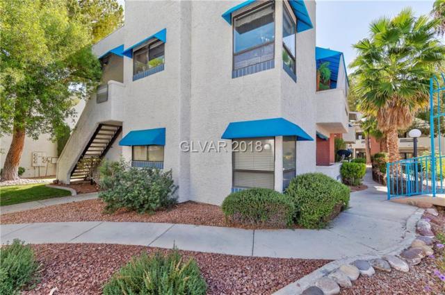 2649 Red Rock #102, Las Vegas, NV 89146 (MLS #2037894) :: Sennes Squier Realty Group