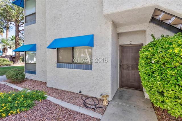 2667 Red Rock #101, Las Vegas, NV 89146 (MLS #2037925) :: Vestuto Realty Group