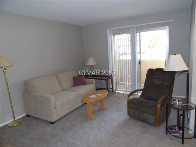7300 Pirates Cove #1007, Las Vegas, NV 89145 (MLS #2038008) :: Vestuto Realty Group