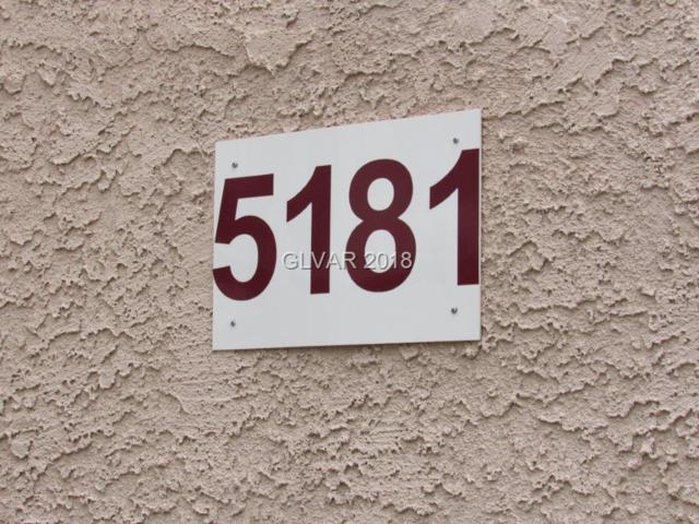 5181 Pioneer #103, Las Vegas, NV 89146 (MLS #2038009) :: Sennes Squier Realty Group