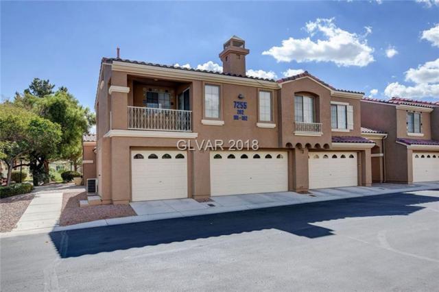 7255 Diamond Canyon #101, Las Vegas, NV 89149 (MLS #2038045) :: The Snyder Group at Keller Williams Realty Las Vegas