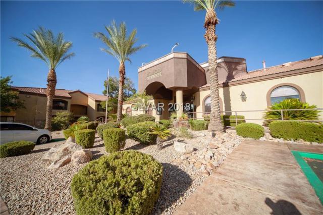 950 Seven Hills #1914, Las Vegas, NV 89052 (MLS #2038130) :: Sennes Squier Realty Group