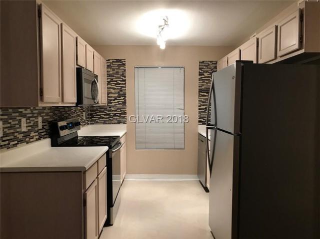 231 Horizon Ridge #1225, Las Vegas, NV 89012 (MLS #2038149) :: Trish Nash Team