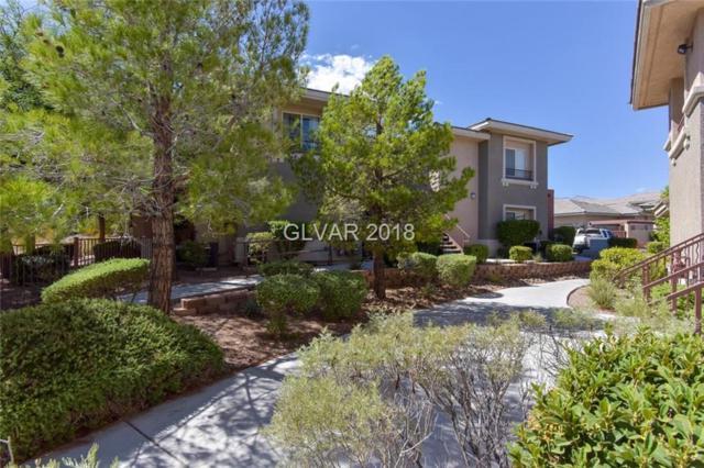 900 Duckhorn #105, Las Vegas, NV 89144 (MLS #2038246) :: Sennes Squier Realty Group