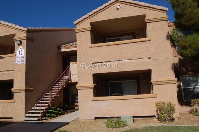 1150 Buffalo #1044, Las Vegas, NV 89128 (MLS #2038265) :: Sennes Squier Realty Group