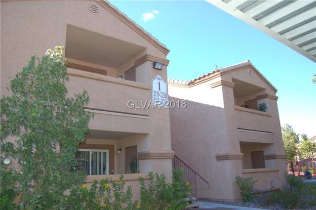 1150 Buffalo #1117, Las Vegas, NV 89128 (MLS #2038280) :: Sennes Squier Realty Group