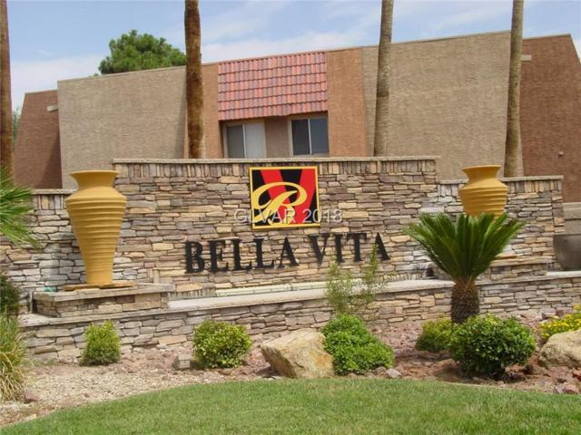 5170 River Glen #242, Las Vegas, NV 89103 (MLS #2038317) :: Vestuto Realty Group
