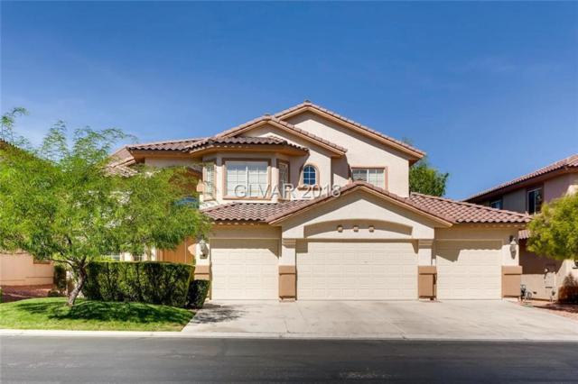 5488 San Florentine, Las Vegas, NV 89141 (MLS #2038446) :: The Snyder Group at Keller Williams Marketplace One