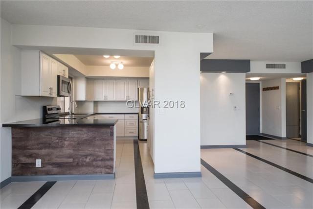 205 Harmon #504, Las Vegas, NV 89169 (MLS #2038497) :: Vestuto Realty Group