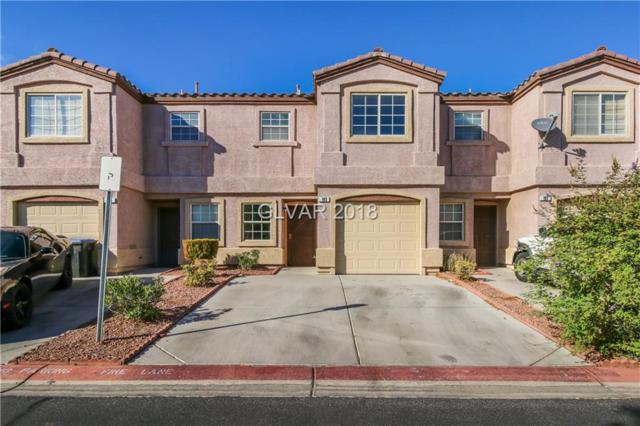 2632 Sierra Seco #103, Las Vegas, NV 89106 (MLS #2038697) :: The Snyder Group at Keller Williams Realty Las Vegas