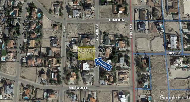 499 Benedict, Las Vegas, NV 89110 (MLS #2038756) :: Vestuto Realty Group