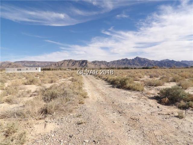 Rancho Ewing, Sandy Valley, NV 89019 (MLS #2038780) :: Trish Nash Team
