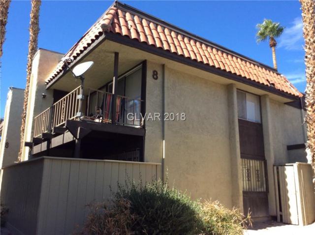 1405 Vegas Valley #70, Las Vegas, NV 89104 (MLS #2038939) :: Trish Nash Team