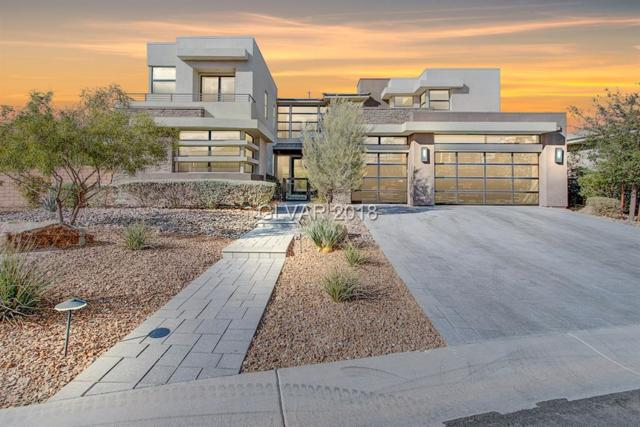 36 Hunting Horn, Las Vegas, NV 89135 (MLS #2039383) :: The Snyder Group at Keller Williams Marketplace One
