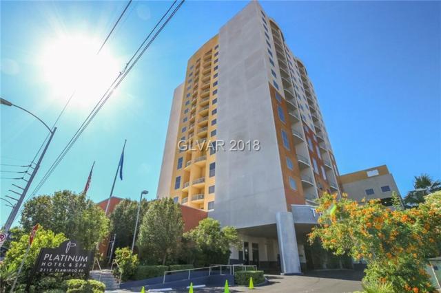 211 E Flamingo #411, Las Vegas, NV 89169 (MLS #2039389) :: Vestuto Realty Group