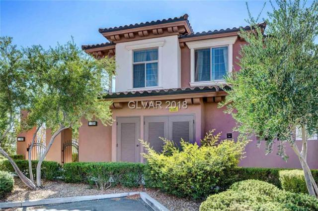 26 Via Vasari #201, Henderson, NV 89011 (MLS #2039472) :: The Snyder Group at Keller Williams Realty Las Vegas