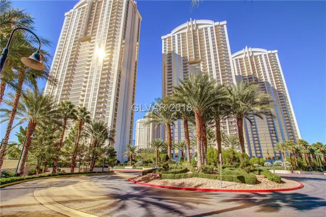 135 E Harmon #2511, Las Vegas, NV 89109 (MLS #2039623) :: Vestuto Realty Group