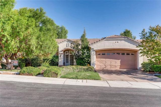 1600 Wellington Springs, Henderson, NV 89052 (MLS #2039640) :: The Snyder Group at Keller Williams Marketplace One