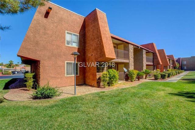 4943 Indian River #135, Las Vegas, NV 89103 (MLS #2039649) :: The Snyder Group at Keller Williams Realty Las Vegas
