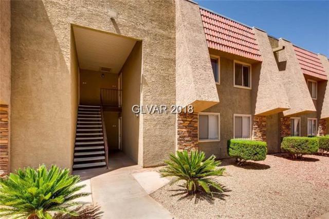 4411 Alexis #451, Las Vegas, NV 89103 (MLS #2039749) :: Vestuto Realty Group