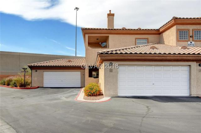 6916 Dorita #101, Las Vegas, NV 89108 (MLS #2039770) :: The Snyder Group at Keller Williams Realty Las Vegas