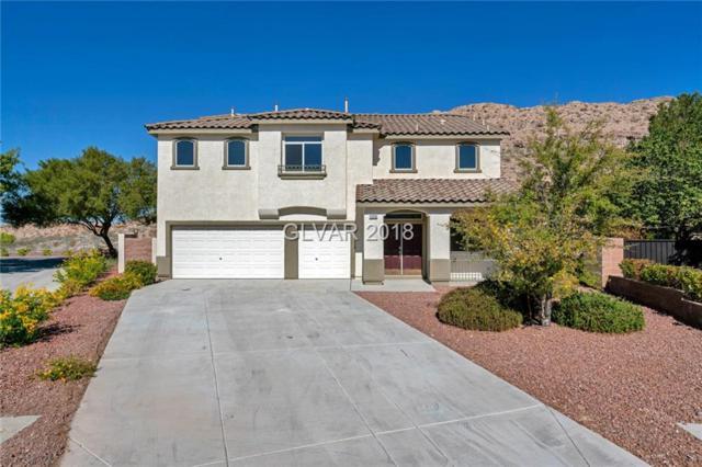 11210 Romette, Las Vegas, NV 89141 (MLS #2039922) :: Sennes Squier Realty Group