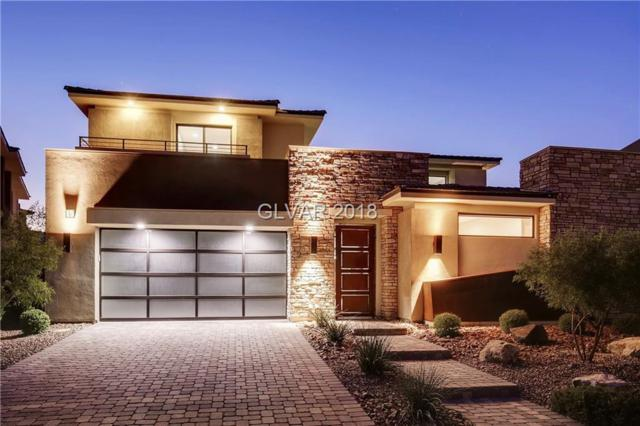 19 Moonfire, Las Vegas, NV 89135 (MLS #2039970) :: The Snyder Group at Keller Williams Marketplace One