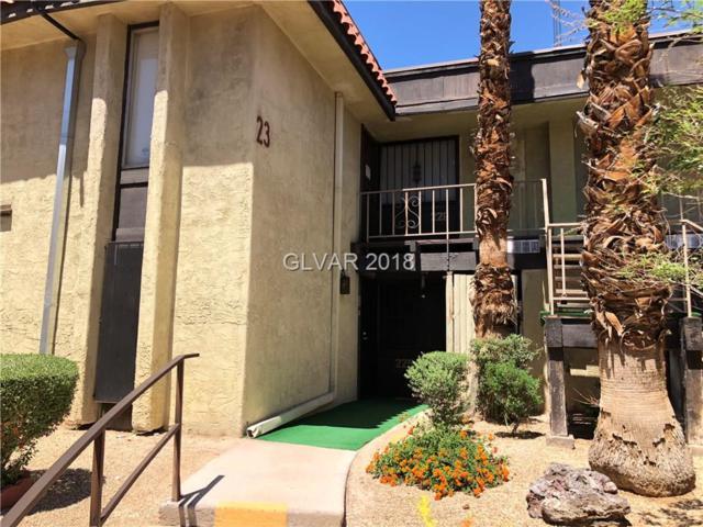 1405 Vegas Valley #225, Las Vegas, NV 89169 (MLS #2039978) :: Trish Nash Team