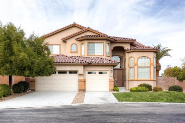 5130 Villa Dante, Las Vegas, NV 89141 (MLS #2040169) :: The Snyder Group at Keller Williams Marketplace One