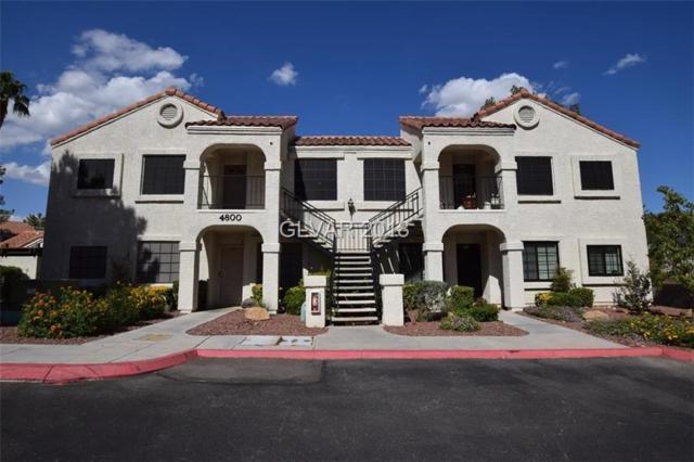 4800 Nara Vista #203, Las Vegas, NV 89103 (MLS #2040177) :: The Snyder Group at Keller Williams Realty Las Vegas