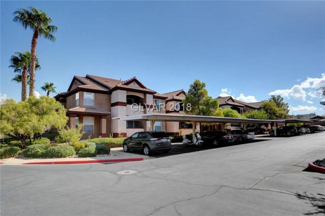 231 Horizon Ridge #312, Henderson, NV 89012 (MLS #2040182) :: Trish Nash Team