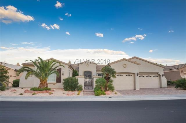 4972 Alfingo, Las Vegas, NV 89135 (MLS #2040229) :: The Snyder Group at Keller Williams Marketplace One