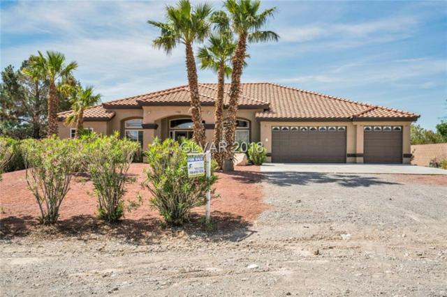 9745 Severence, Las Vegas, NV 89149 (MLS #2040271) :: The Snyder Group at Keller Williams Realty Las Vegas