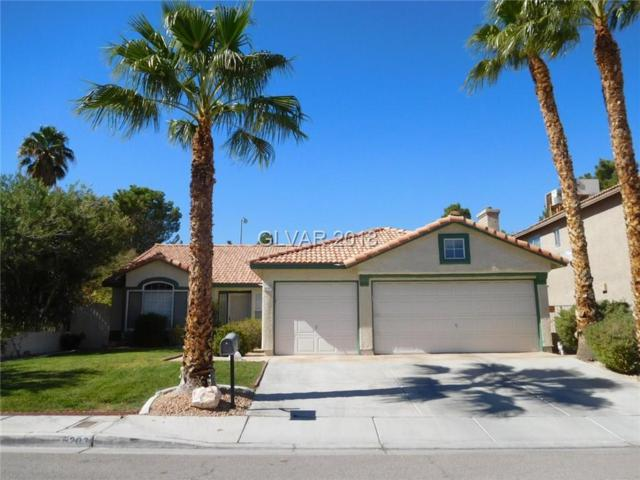 5203 Autumn Sky, Las Vegas, NV 89118 (MLS #2040309) :: The Snyder Group at Keller Williams Marketplace One