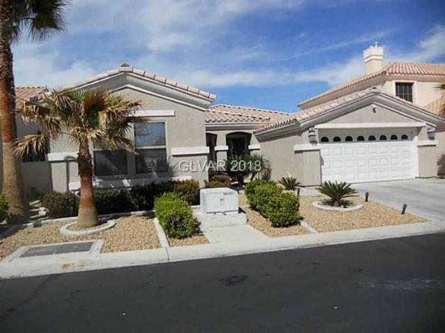 286 Brushy Creek, Las Vegas, NV 89148 (MLS #2040318) :: The Snyder Group at Keller Williams Realty Las Vegas