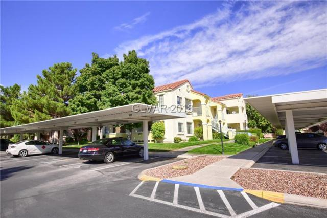 4877 Torrey Pines #206, Las Vegas, NV 89103 (MLS #2040455) :: Trish Nash Team