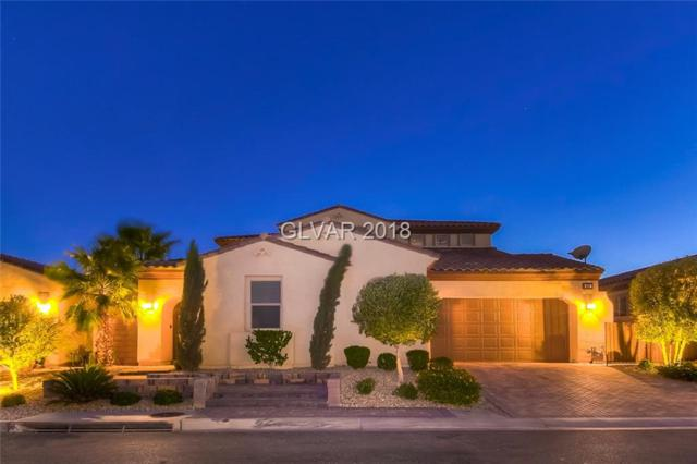 87 Rezzonico, Henderson, NV 89011 (MLS #2040462) :: Signature Real Estate Group