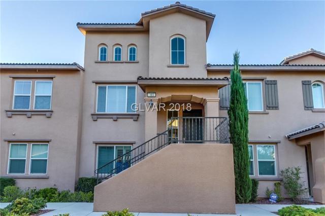 11332 Belmont Lake #103, Las Vegas, NV 89135 (MLS #2040565) :: Sennes Squier Realty Group
