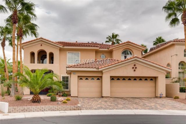 8201 Taos Paseo, Las Vegas, NV 89128 (MLS #2040575) :: The Machat Group | Five Doors Real Estate