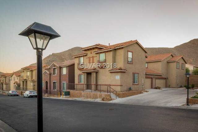 4035 Sparrow Rock, Las Vegas, NV 89129 (MLS #2040623) :: The Machat Group | Five Doors Real Estate