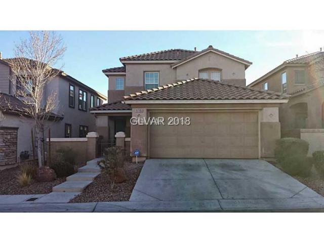 11705 Grotta Azzurra N/A, Las Vegas, NV 89138 (MLS #2040624) :: The Snyder Group at Keller Williams Realty Las Vegas