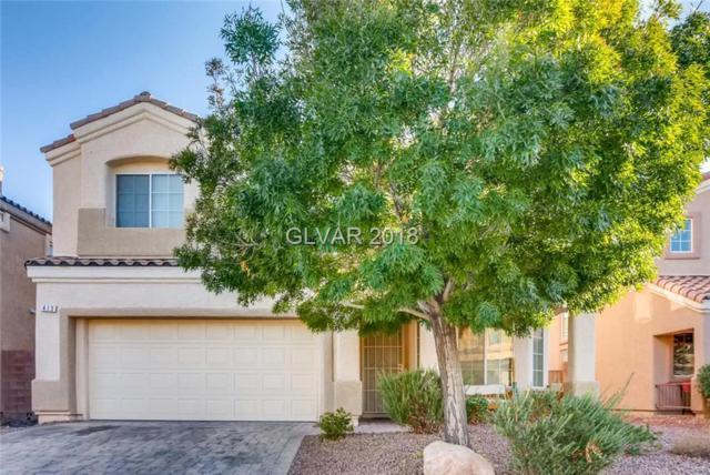 413 Orchid Oasis, North Las Vegas, NV 89031 (MLS #2040738) :: ERA Brokers Consolidated / Sherman Group