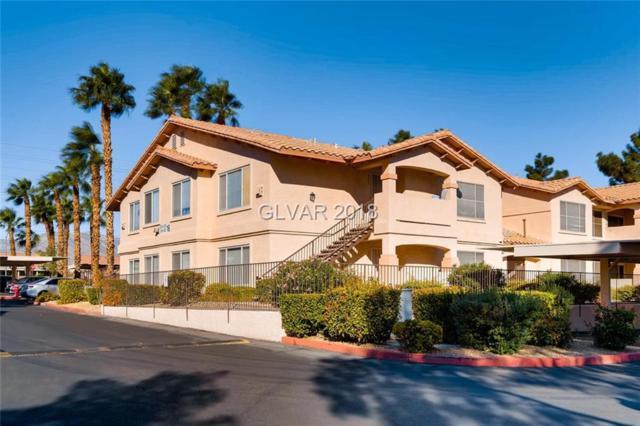 350 Durango #125, Las Vegas, NV 89145 (MLS #2040758) :: Vestuto Realty Group
