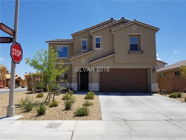 880 Via Serenelia, Henderson, NV 89011 (MLS #2040793) :: Vestuto Realty Group