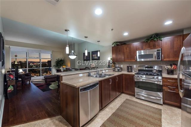 150 Las Vegas #2011, Las Vegas, NV 89109 (MLS #2040877) :: The Snyder Group at Keller Williams Realty Las Vegas
