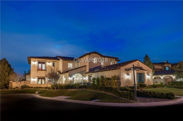 15 Quintessa, Las Vegas, NV 89141 (MLS #2040962) :: Vestuto Realty Group
